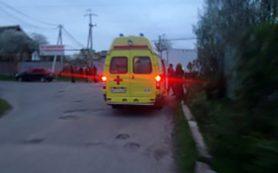 Смертельное ДТП под Смоленском: женщина скончалась на месте, ребенок госпитализирован