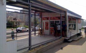 Дефективный автовокзал на Медгородке разбирают от греха подальше