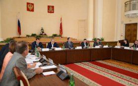 Алексей Островский провел заседание Антитеррористической комиссии