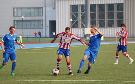 Смоленские футболисты продолжают борьбу за Кубок России