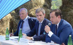 В Вяземском районе прошло совещание «День льняного поля»