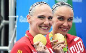 Синхронистка из Смоленска завоевала «золото» на Олимпиаде в Рио