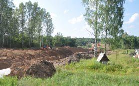 Под Смоленском началось строительство моста через Западную Двину