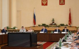 В Смоленске обсудили вопросы улучшения инвестиционного и предпринимательского климата региона