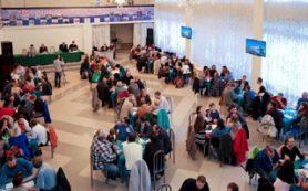 В Десногорске прошел VII Открытый турнир «Что? Где? Когда?»
