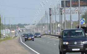 Дорогу в Соловьиной роще в Смоленске полностью отремонтируют только в следующем году