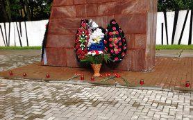 В Смоленске прошел митинг, посвященный Международному дню солидарности в борьбе с терроризмом