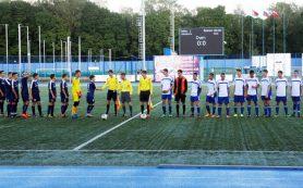 В Смоленске открылся футбольный турнир памяти почётного гражданина Александра Шкадова
