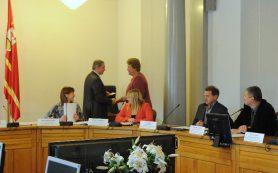 Ольгу Окуневу зарегистрировали в качестве депутата Госдумы от Смоленской области