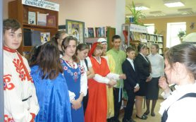 Инклюзивный танцевальный мастер-класс Андрея Драгунова в Смоленске собрал более 100 участников