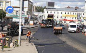 В Смоленске Пятницкий путепровод станет первым искусственным сооружением с бесшовной проезжей частью
