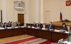 В Смоленске состоялось заседание комиссии по регулированию социально-трудовых отношений