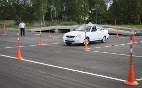 Где в Смоленской области водители будут сдавать на права?