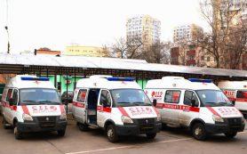 В 2016 году автопарк Станции скорой медицинской помощи пополнился 27 автомобилями