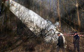 Туск «тайно» беседовал с Путиным в день катастрофы под Смоленском?