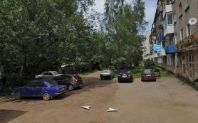 Гаражи на улице Крупской в Смоленске снесут как самострой