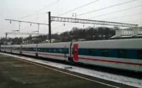 Через Смоленск с 17 декабря начнут ходить «Стрижи» на Берлин