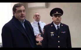 В Смоленске открылся уникальный ситуационный центр ГИБДД