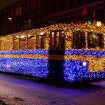 В Новогоднюю ночь будет организовано движение транстпорта