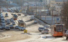 В Смоленске открыли движение трамваев на вокзал