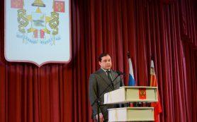 Смоленский городской совет отметил 20-летие