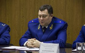 Прокурор Смоленской области Евгений Полонский попал в больницу?