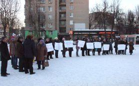В Смоленске пройдет митинг сотрудников и студентов машиностроительного техникума