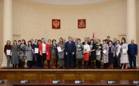 Алексей Островский поздравил сотрудников средств массовой информации Смоленщины с профессиональным праздником