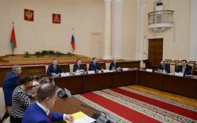В Смоленске обсудили меры по снижению ДТП