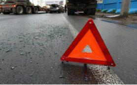 В Смоленской области пешеход попал под колёса «Renault Megane»