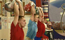 В Смоленске сформирована региональная сборная гиревиков