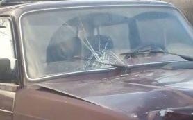 В Смоленске у «Гамаюна» пешеход попал под колеса «ВАЗа»
