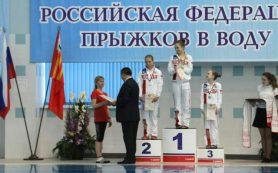В Смоленске проходит Кубок России по прыжкам в воду