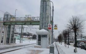 Активисты ОНФ намерены добиваться введения в строй лифтов для инвалидов на железнодорожном вокзале Смоленска