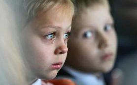 В Смоленске с начала года 4 ребенка остались без семьи