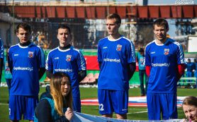 Смоляне сыграли вничью со сборной Крымского федерального университета