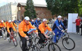 """Через Смоленск пройдет велопробег """"Спасибо за Победу"""""""