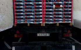Тонны турецких томатов не пропустили через Смоленск