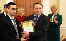 Национальный конгресс Смоленской области отметил 15-летие