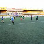 В Смоленске «Единая Россия» обыграла «Молодую гвардию» в мини-футбол