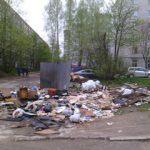 """В одном из городов Смоленской области идёт """"мусорная война"""""""