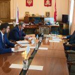 Смоленский губернатор обсудил социально-экономические вопросы с депутатами Госдумы