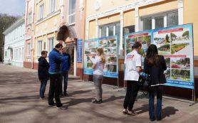 Жители Смоленска проголосовали за лучшие проекты благоустройства городской среды