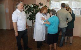 Смоленские активисты ОНФ провели акцию «Врачебный десант»