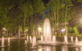 В Смоленске на Блонье почистят фонтан