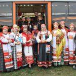 По Смоленску проехал трамвай Победы