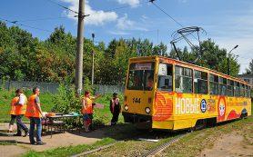 В Смоленске водители трамваев и троллейбусов посоревнуются в мастерстве