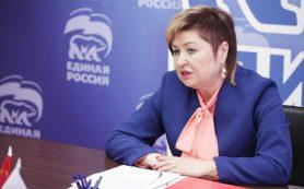 Тамара Максимчук: В Смоленской области 43% дворов выбрали дополнительный перечень работ по благоустройству