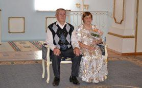 Супруги из Смоленска отпраздновали золотую свадьбу