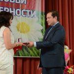 В Смоленске наградили многодетных матерей и образцовые семьи